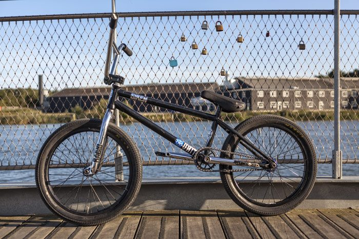 Christoph Werner Bike Check