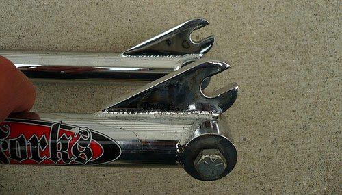 S&M Bikes Ditch Fork BMX