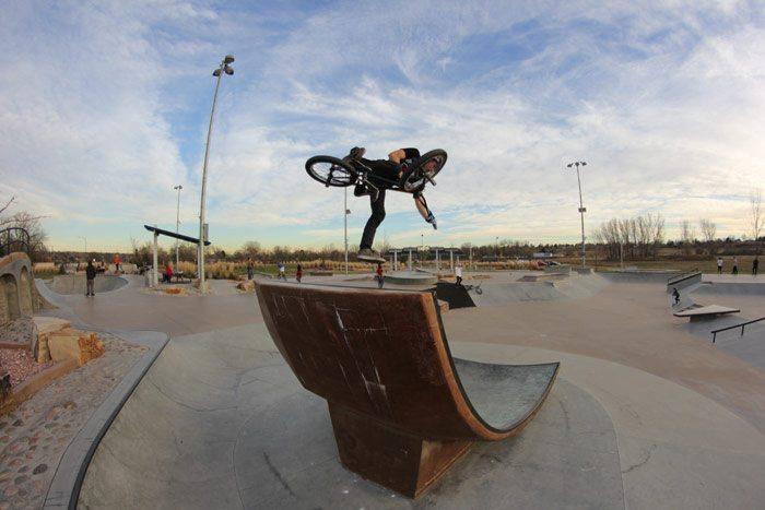 Adam Banton BMX