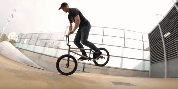 Foundation BMX Co. – Charles Tschumy 2015
