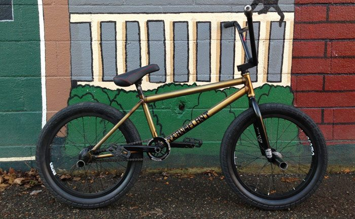Zack Gerber Bike Check