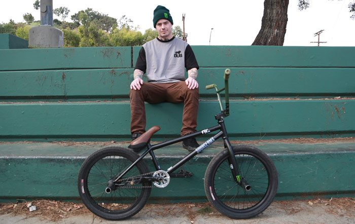 Ben Lewis Bike Check
