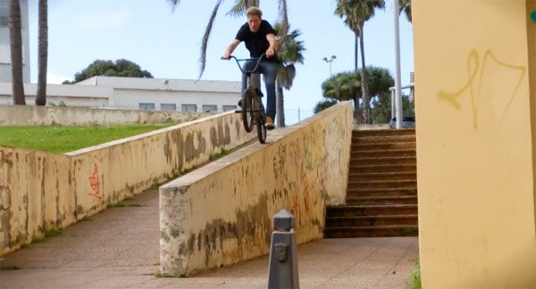 Foundation BMX Co. – Clement Carpentier In Tenerife