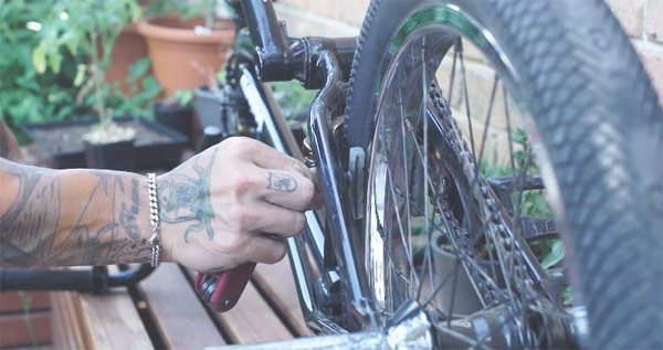 Colony BMX – How To Replace BMX Brake Pads