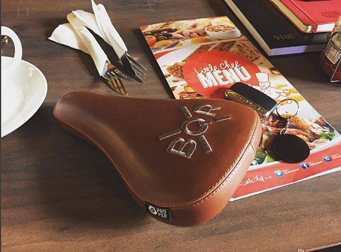 Sneak Peek: Proper Bike Co. – BQR Tripod BMX Seat
