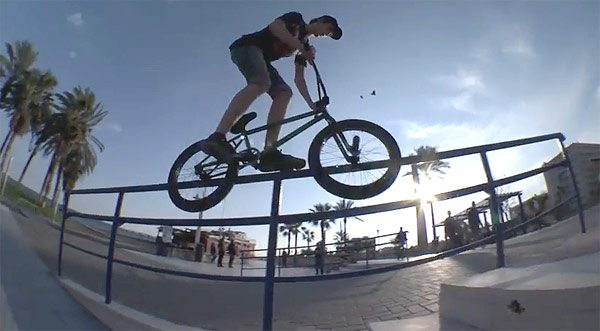 Foundation BMX in Malaga 2016