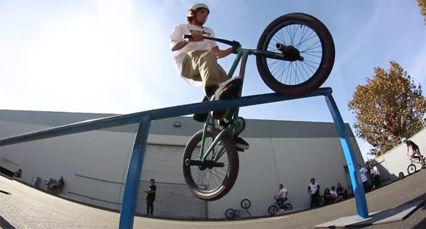 Caique Gomes at the Full Factory Jam