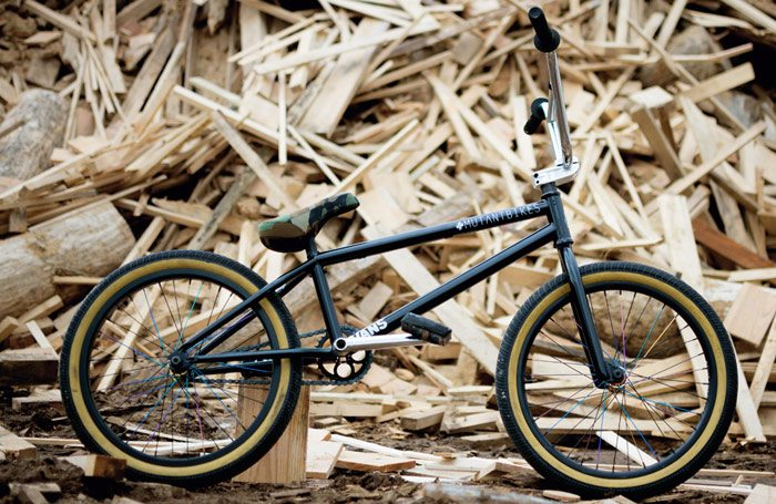 Daniel Penafiel Bike Check
