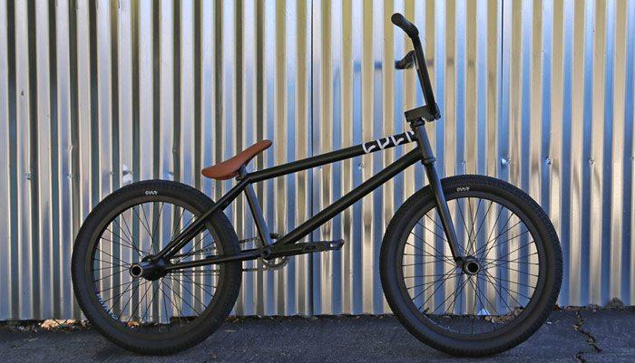Chase DeHart Bike Check