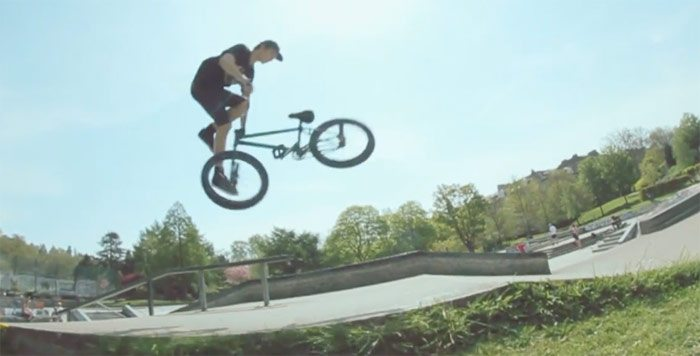 Odyssey X Foundation BMX – Olly Rendle 2016 Video