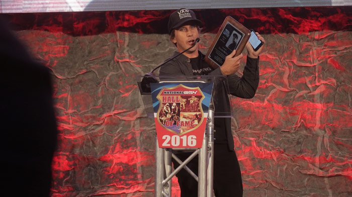 Dave Mirra and Dennis McCoy Inducted Into BMX Hall of Fame