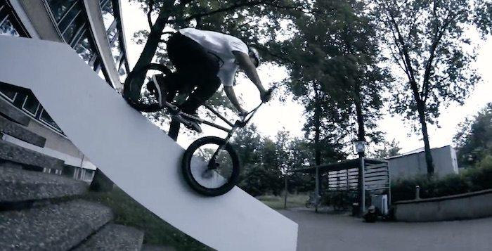 GT Bicycles X Kunstform – BMX Street Session in Stuttgart
