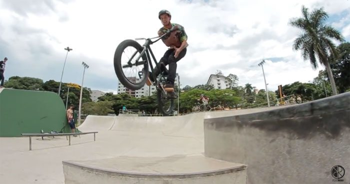 "Role Crew – Mateus Dias ""Cinzas"" Section"