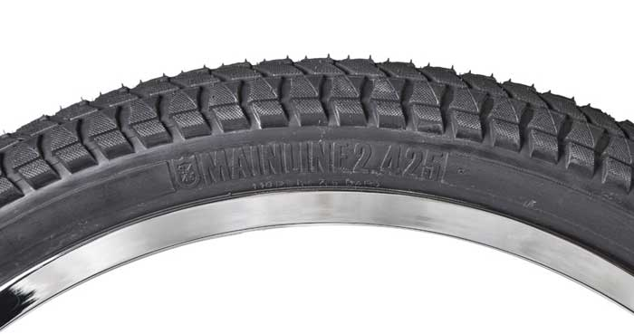 Product: S&M Bikes – 22″ Mainline Tires