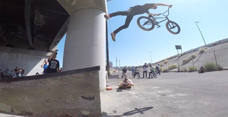 Gone Biking – Fiend x Ride BMX DIY Jam Long Beach 2016