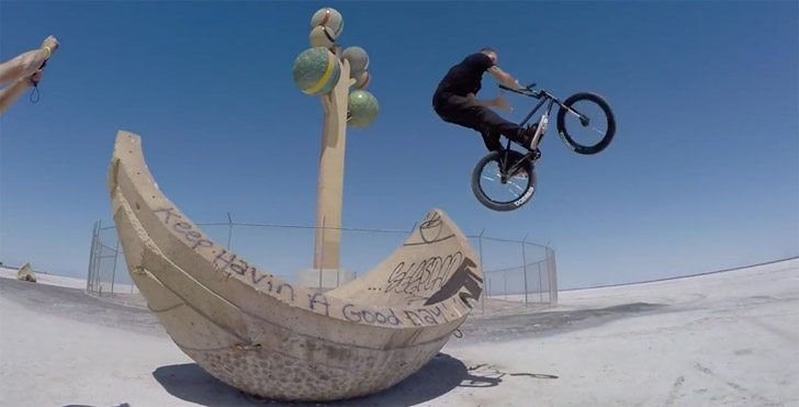 Gone Biking – Utah Legends