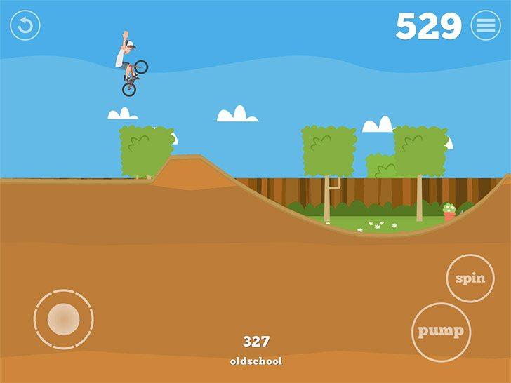 Pumped BMX Bike Games