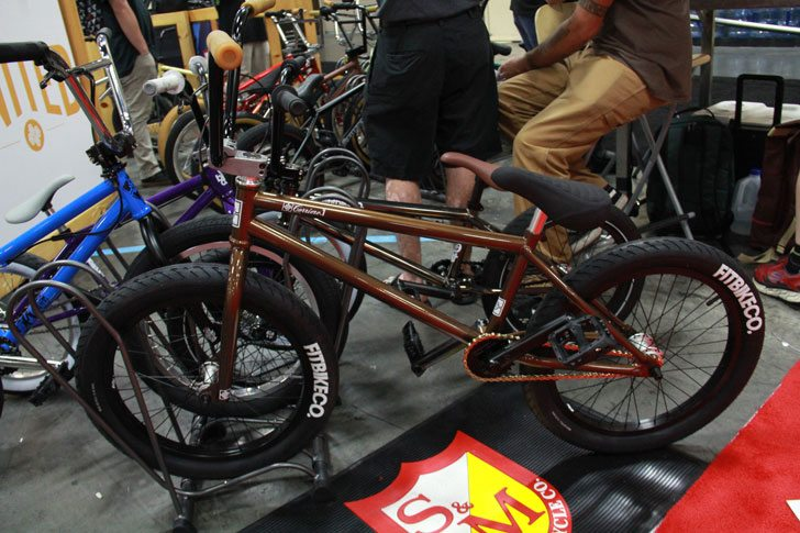 Interbike 2016 S&M Bikes, Fit Bike Co, United BMX
