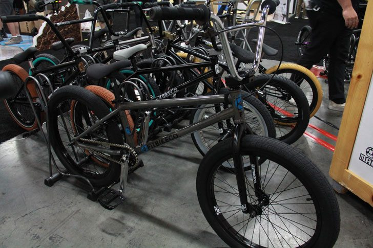 Interbike 2016 S&M Bikes, Fit Bike Co, United BMX