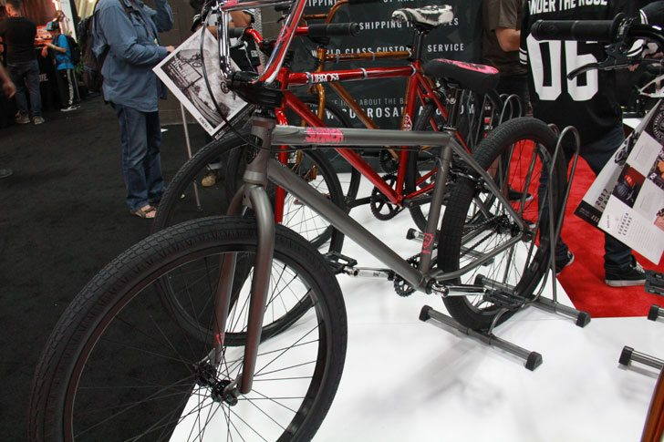 Interbike 2016 The Shadow Conspiracy Subrosa Brand