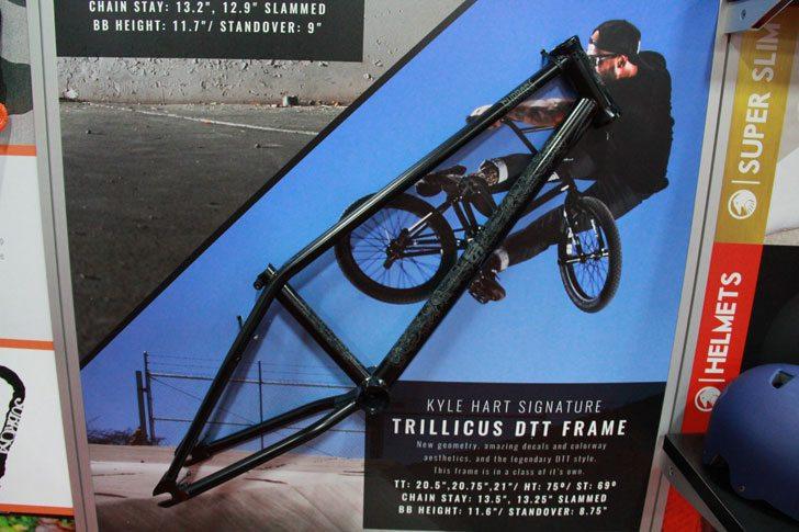 Interbike 2016 The Shadow Conspiracy Subrosa Brand BMX
