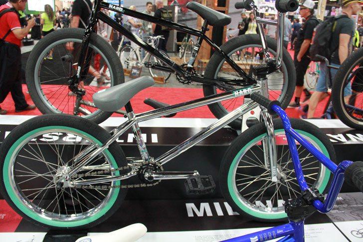 Interbike 2016 Haro Bikes Premium BMX