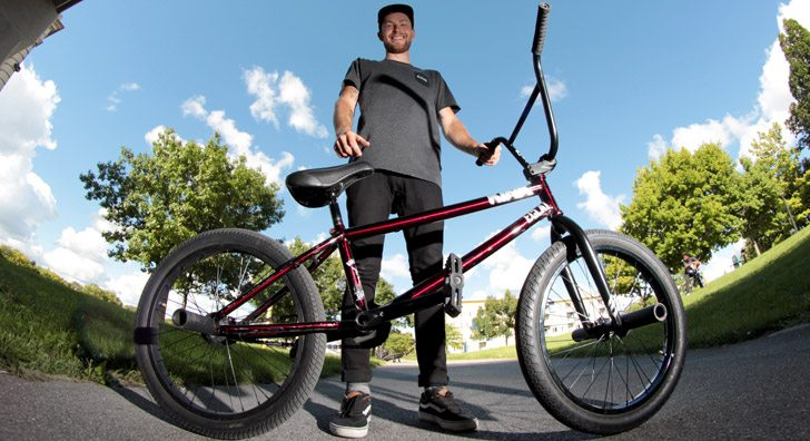 Dan Coller Bike Check
