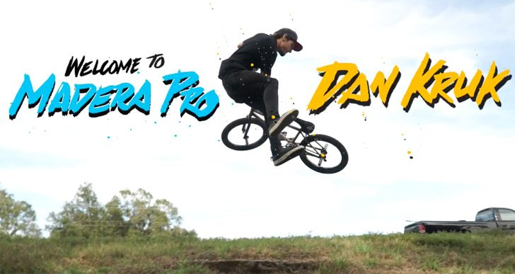Madera – Dan Kruk Welcome To Pro Party Paint Teaser