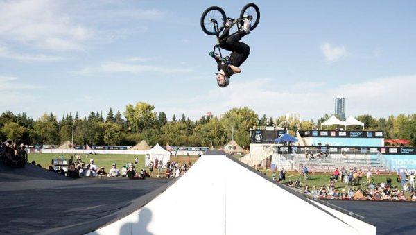 Photogallery: FISE Edmonton – BMX Park Qualifiers