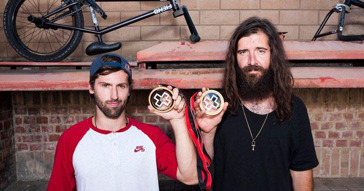 "Garrett Reynolds Wins X Games ""Real BMX"""