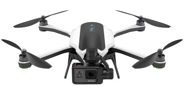 GoPro Karma Drone – Full Specs and Details