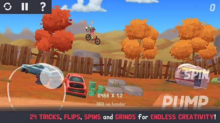 pumped bmx 3 download-ios-android