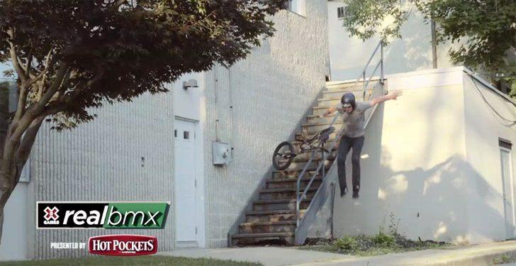 """Real BMX"" Hunger For More – Van Homan"