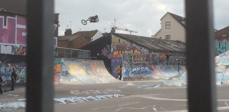 In The Cut – Devon Smillie & Larry Edgar in the UK