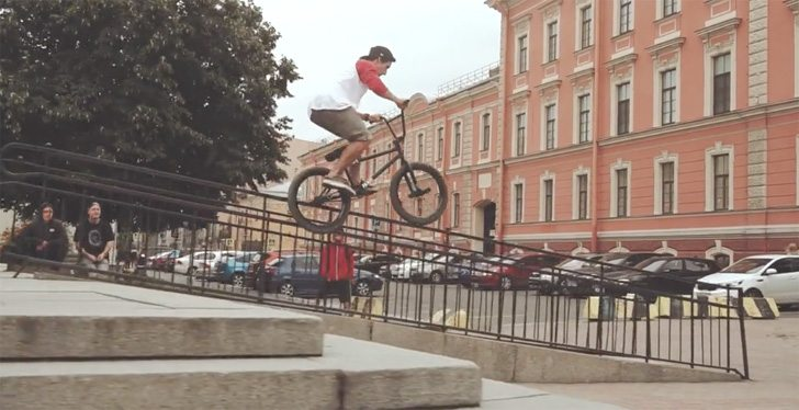 Monster Energy – Lost In St. Petersburg