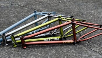 mutiny bikes 2017 frames and parts