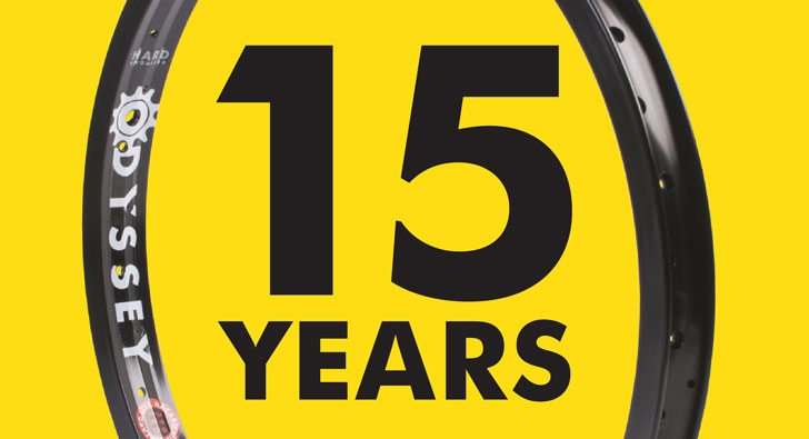 Odyssey Hazard Lite Rim Celebrates 15 Years