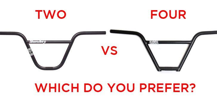 Poll: 2-Piece Versus 4-Piece Bars