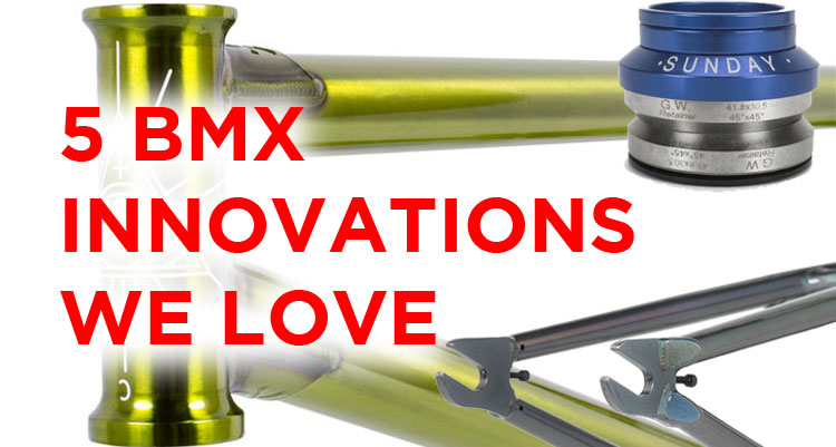 5 BMX Innovations We Love