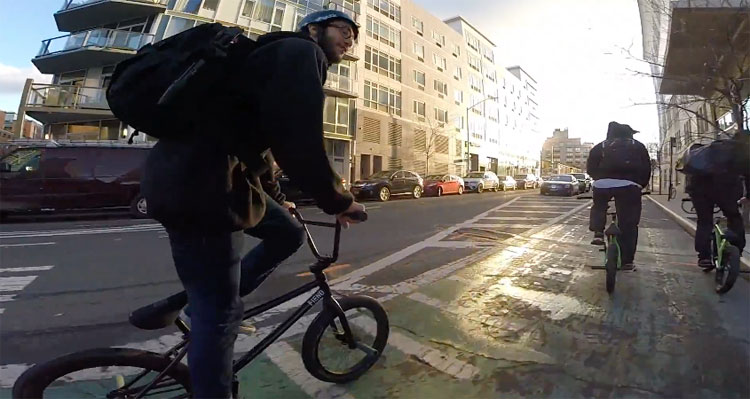 Billy Perry – Daily Cruise: Brooklyn Street Session