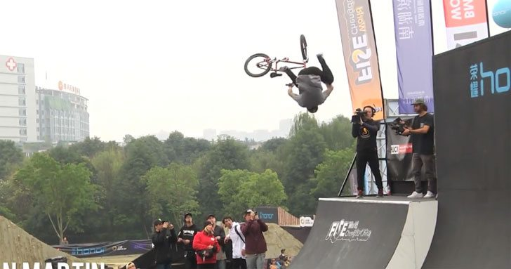 FISE Chengdu 2016 – Finals Highlights