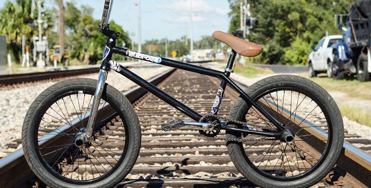 Johnny Atencio Bike Check