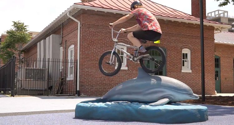 "Madera BMX  – ""10 Year Mixtape"" Erik Elstran & Tom Villarreal"