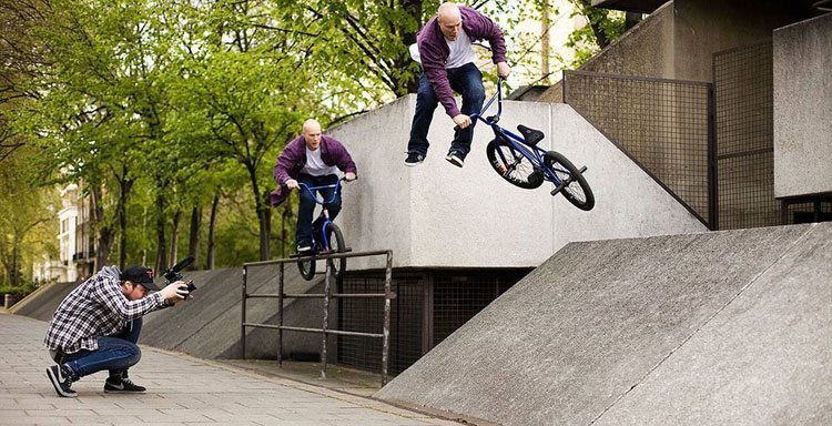 "Mike ""Jersey"" Taylor Retires From BMX"