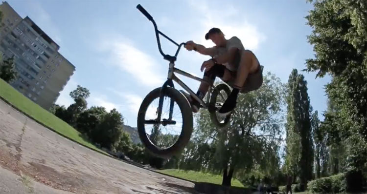 Flybikes X Par BMX – Simonas Norkus 2016 Video