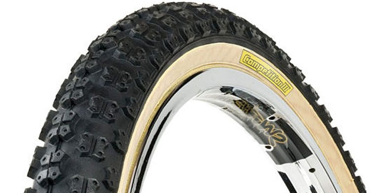 Top Five BMX Tires According to The Merged