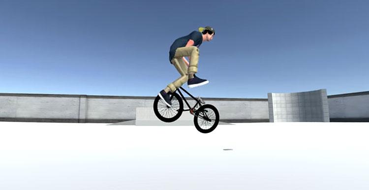 """BMX Streets"" Gameplay Test"