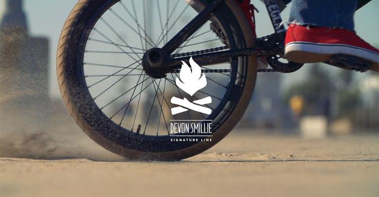 Flybikes – Devon Smillie Fuego Tire Promo