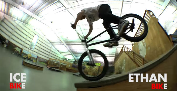 Game of BIKE – Ethan Corriere VS Johnny Atencio