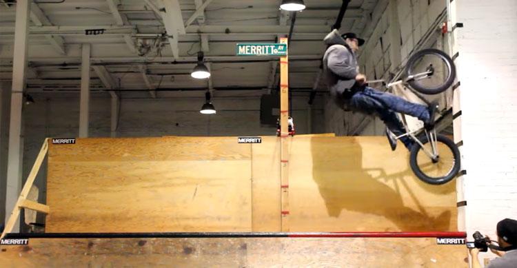 FTL Crew Shreds Merritt Warehouse